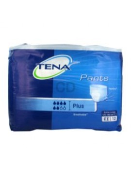 Mutandina assorbente per incontinenza Pants Plus Mis S,M,L,XL