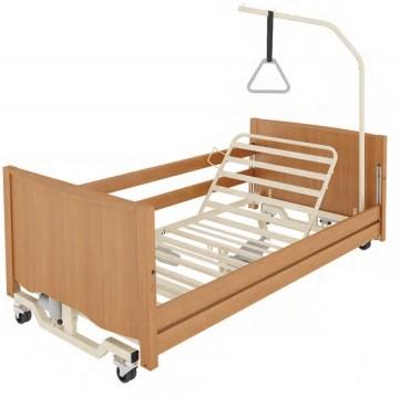 Letto articolato elettrico doghe in legno nuova - Letto doghe legno ...